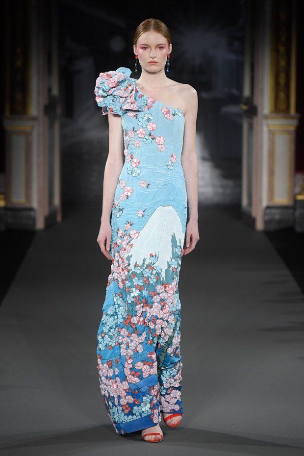 YUMI KATSURA Spring Summer 2018 Couture Collection (30 pics)