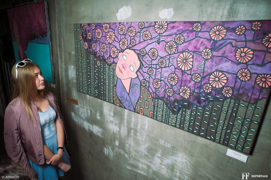 13072017 Выставка Павла Ростовского