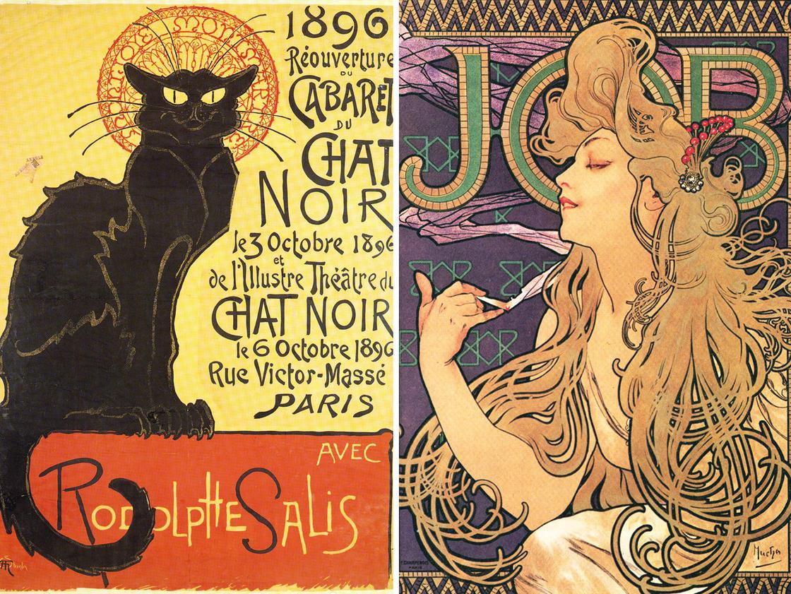 La Belle Epoque - Mais de 200 cartazes disponiveis para download