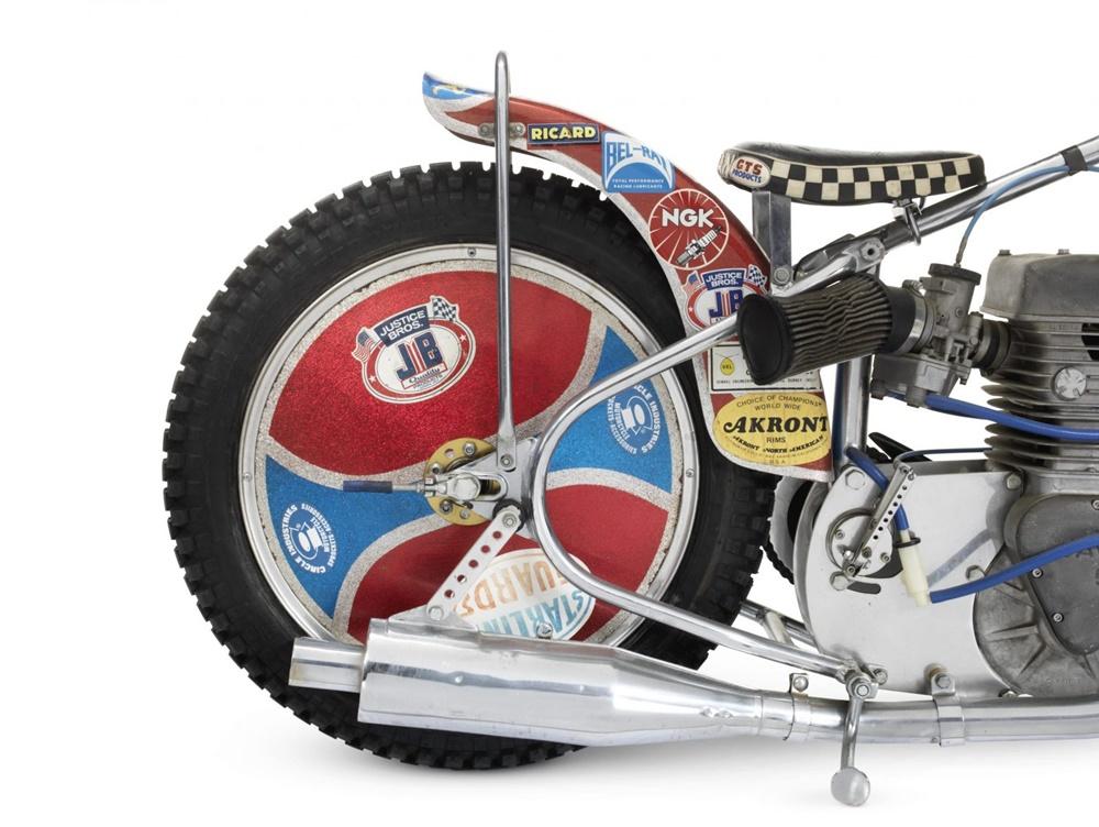 Спидвейный мотоцикл Ява 500/854 1977