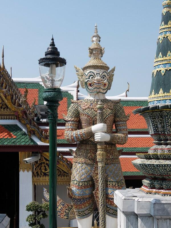 Бангкок - Страж