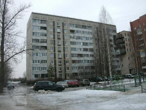 ул. Веры Слуцкой 81к1