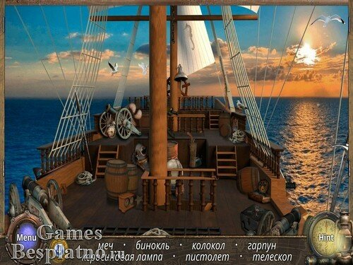 Hidden Object Adventure: Капитан Немо