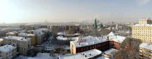 Moscow winter 2018