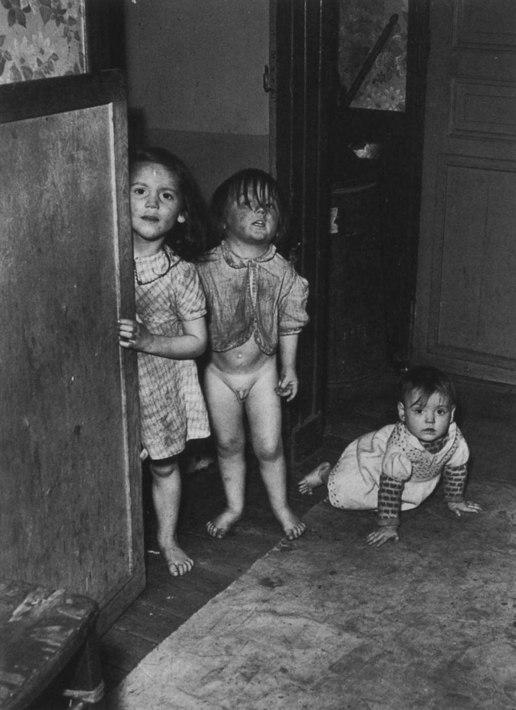 1950. Обервилье