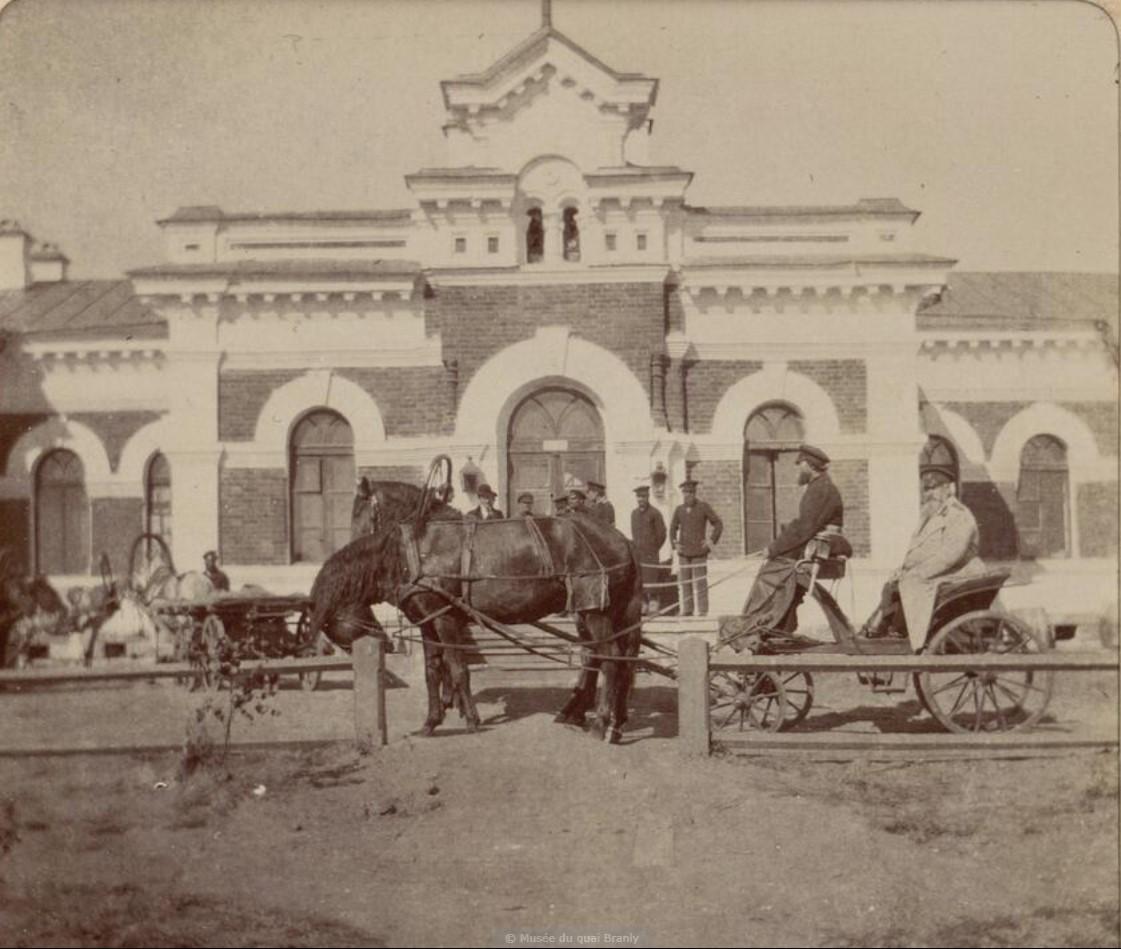 02. Станция Курган