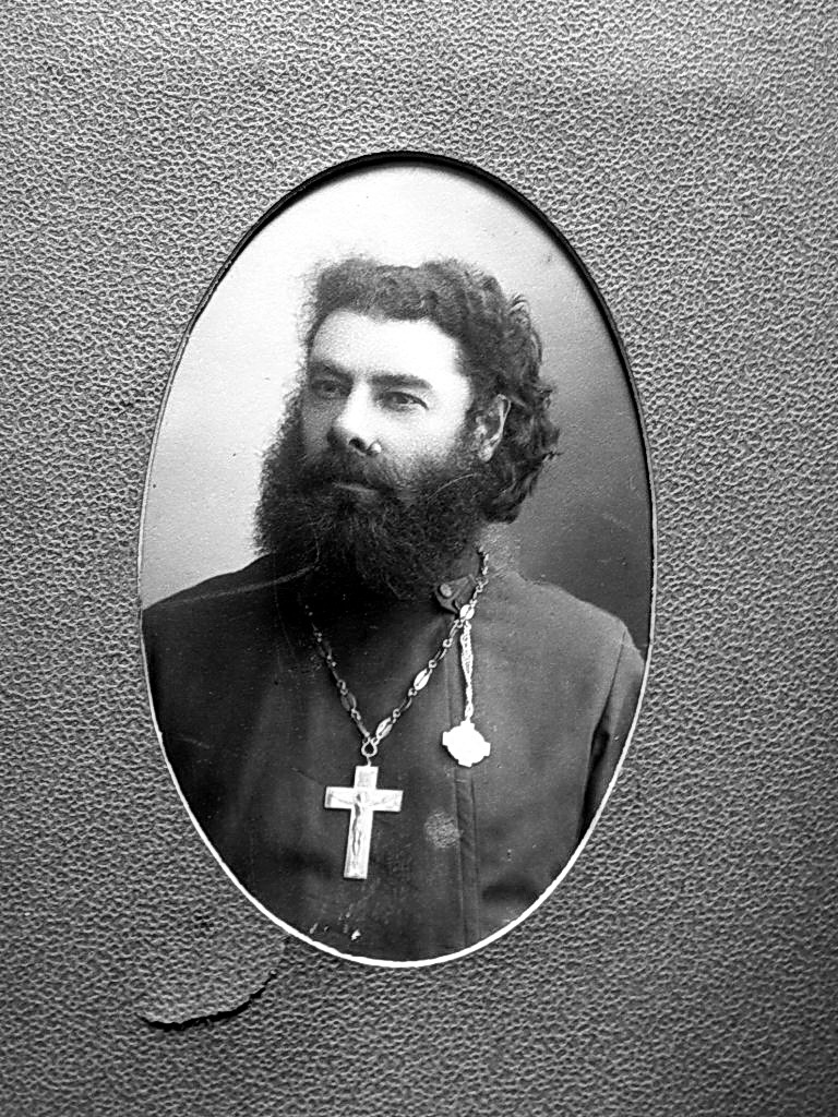 006. Отец Яков Голяев