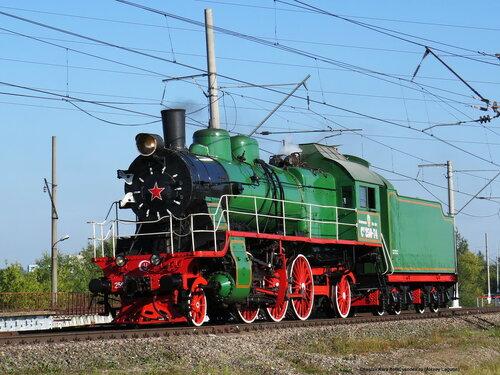 паровоз Су-250-74 _340