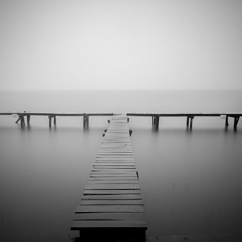 Черно-белые снимки Daniel Tjongari