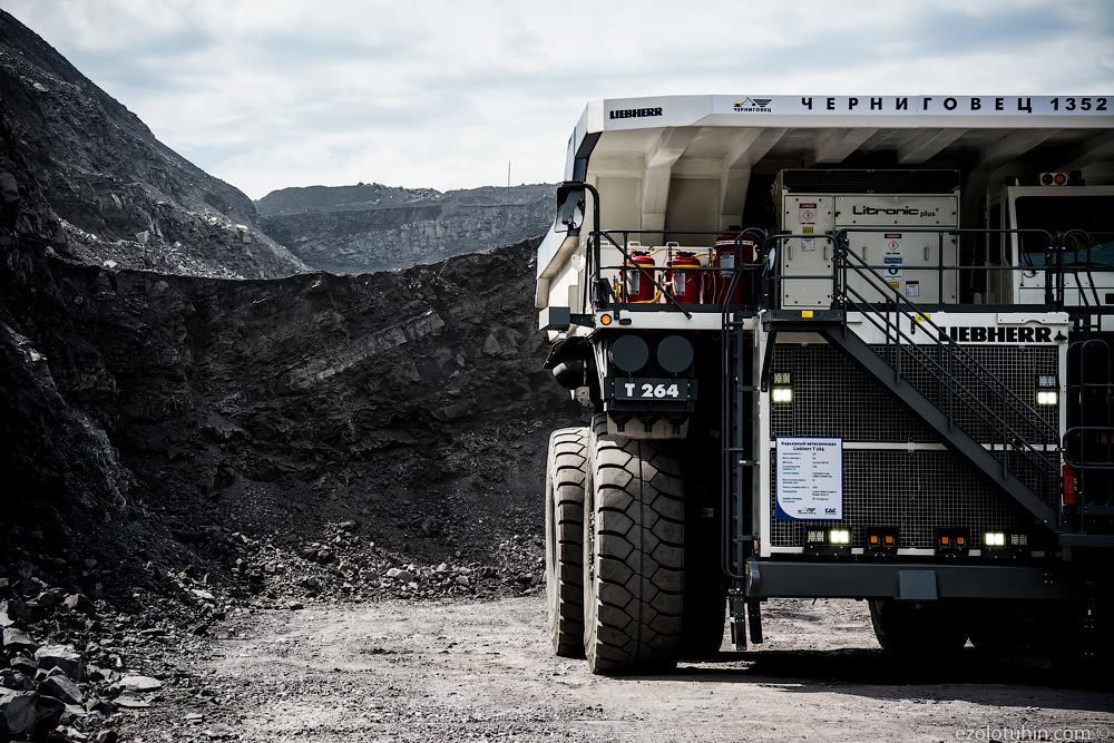 Немецкий зверь для кузбасского угля