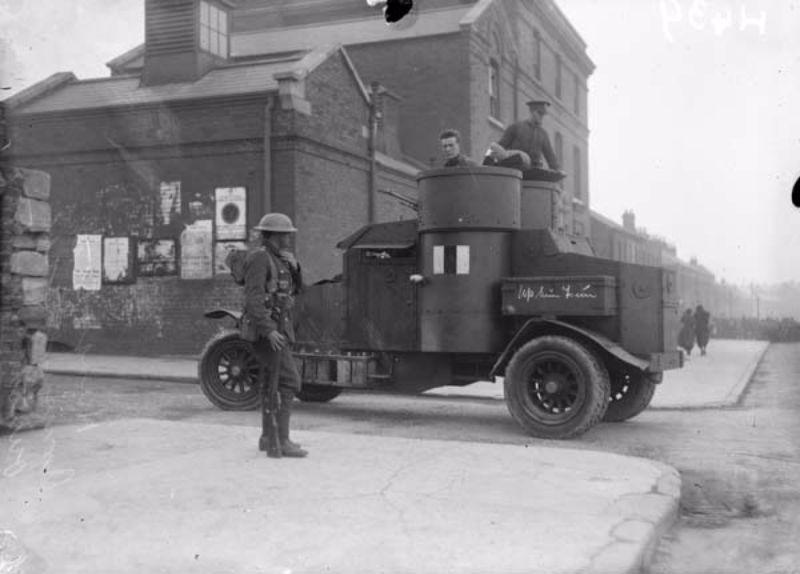 Ирландская война за независимость 1919-1921 годов