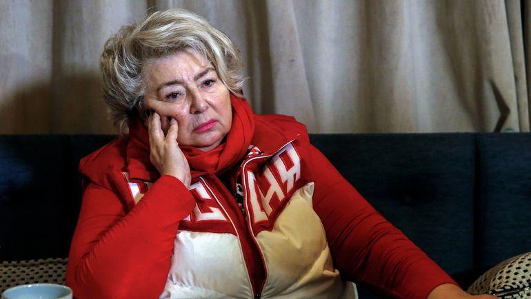 05.12.2017 23:30 Татьяна Тарасова: Хочется не плакать, а выть