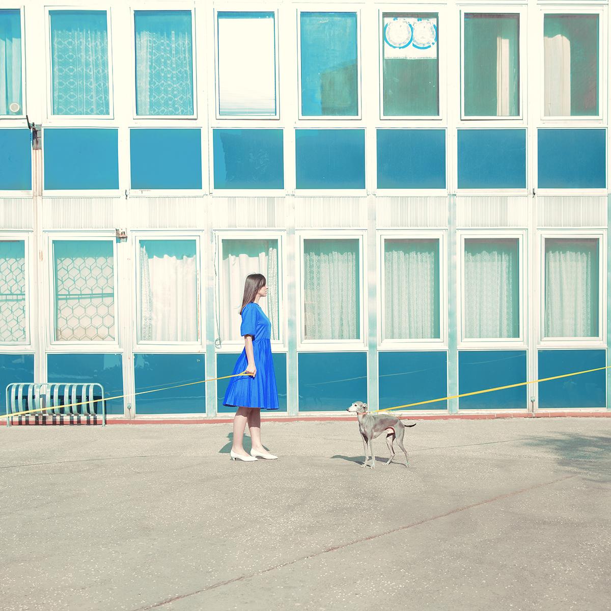 Стены / фото Maria Svarbova