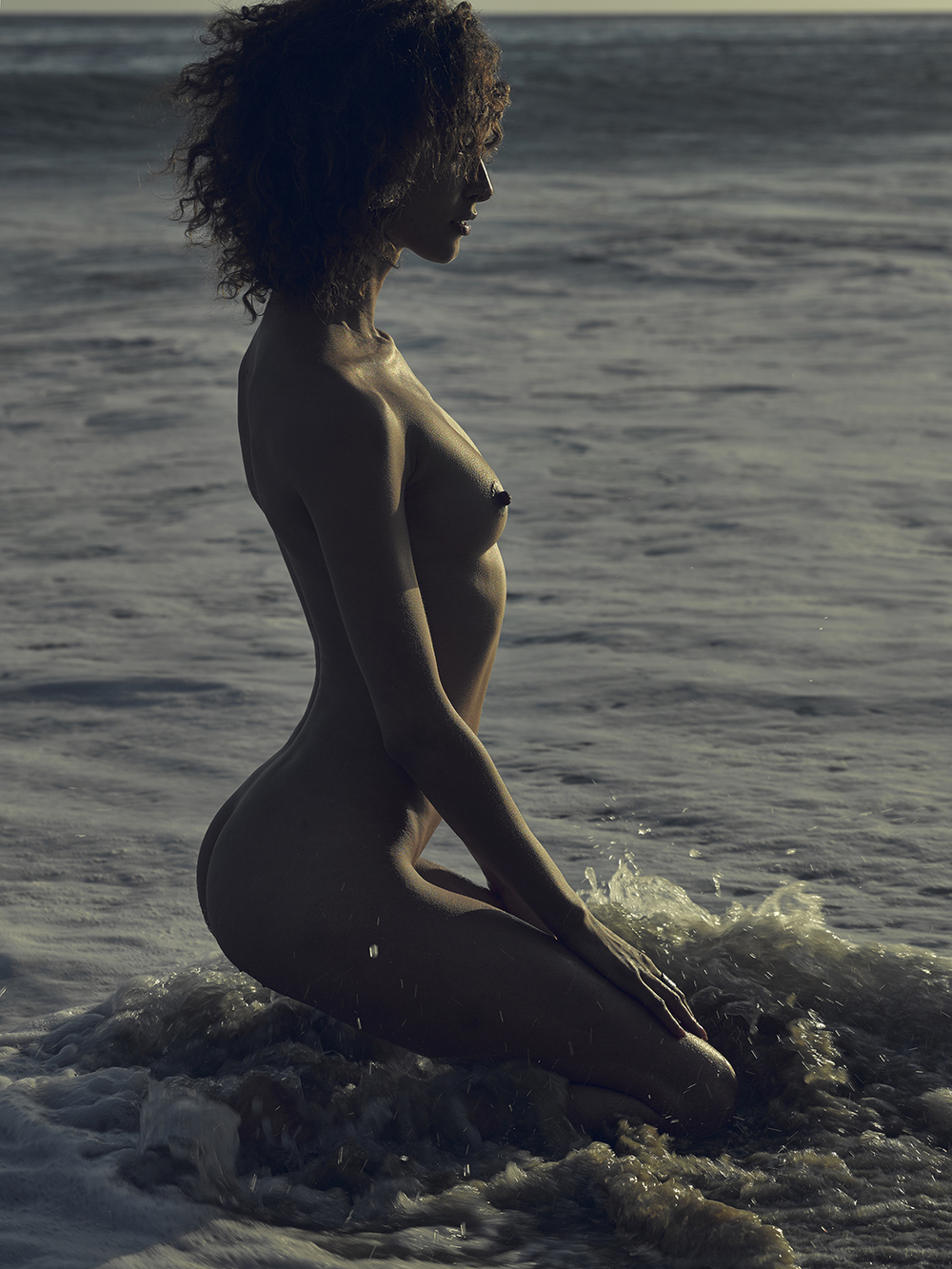 Nude Lisa by Mark Squires