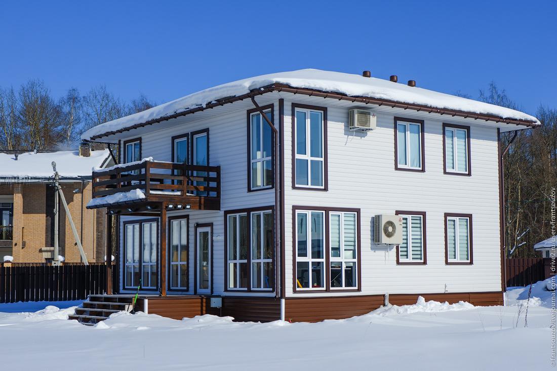 Отопление энергоНЕэффективного дома электричеством