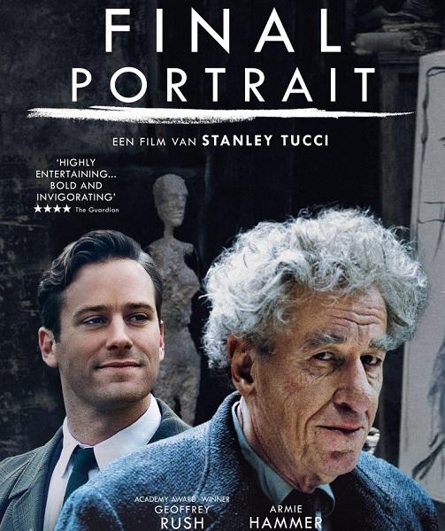 Последний портрет / Final Portrait (2017/WEB-DL/WEB-DLRip)
