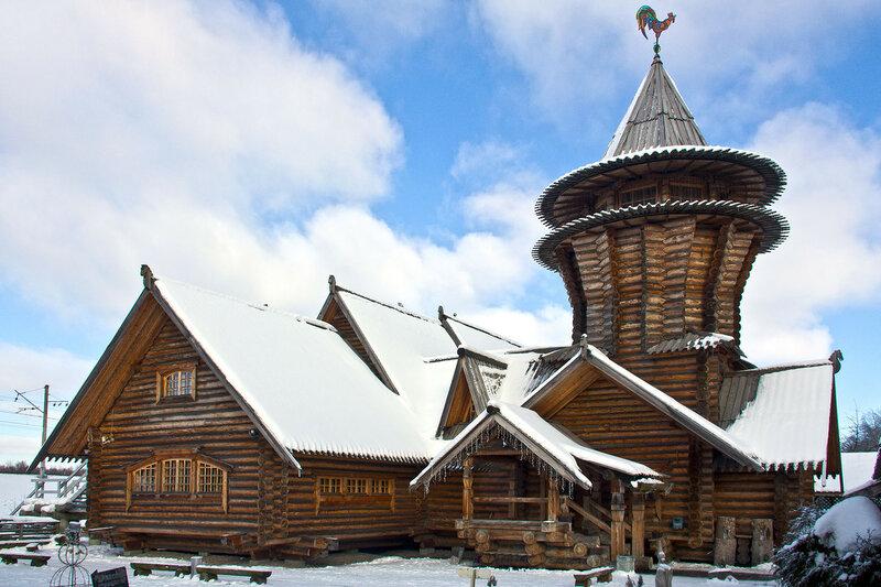 ресторан Подворье Павловск