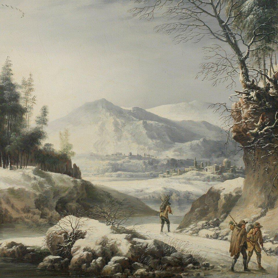 1750-1780_Зимний пейзаж с фигурами (Winter Landscape with Figures)_48 х 62_х.,м._Мадрид, Музей Тиссен-Борнемис_деталь.jpg