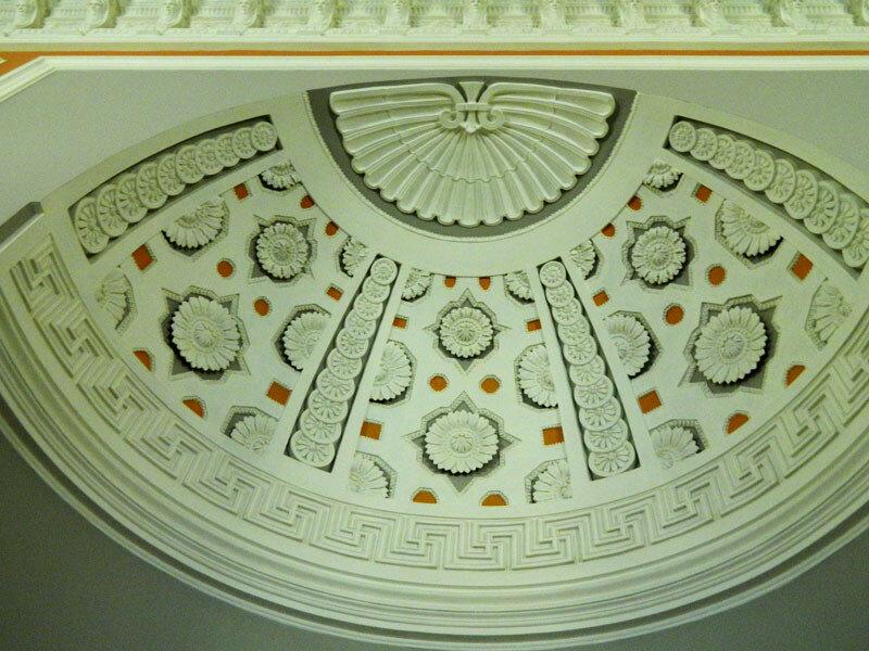 Михайловский замок, галерея Лаокоона
