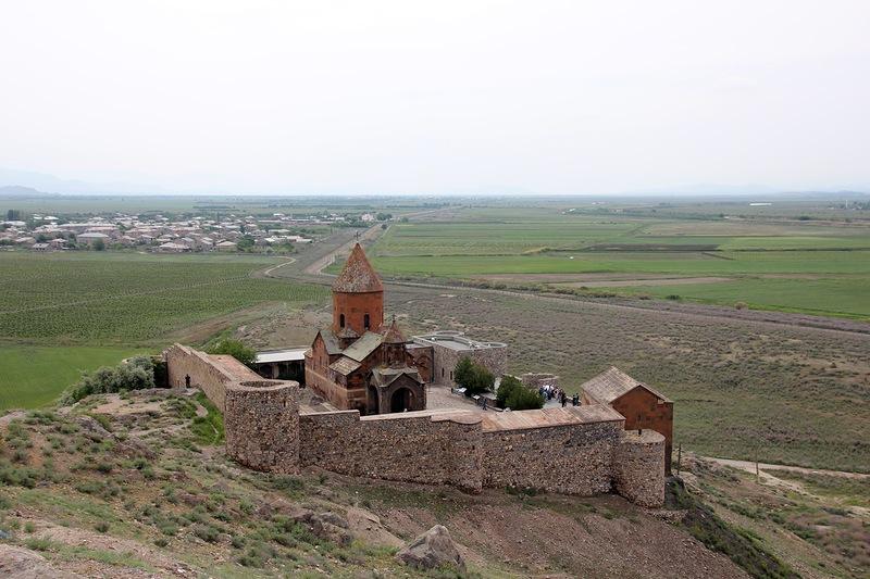 "Армения монастрыь ""Хор Вирап"""