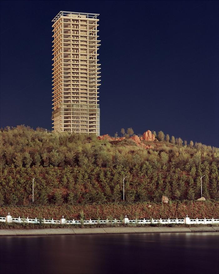 Китайцы, кажется, как никто знают толк в градостроительных мегапроектах, которые шикарно выглядят на