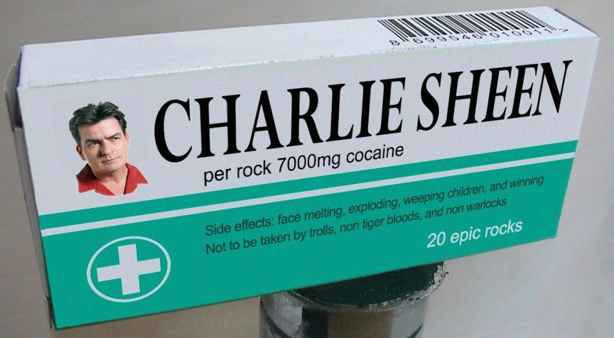 1. Попал в больницу после того, как употребил кокаина на сумму 20 тысяч долларов.