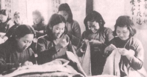 И начало перевоспитания.   Никакого флера в проститутках КНР, конечно же, не осталось. Если в п