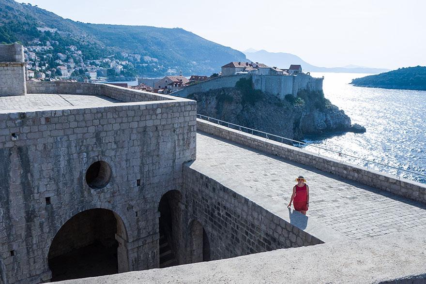 2. Вне стен Дубровника, Старый город