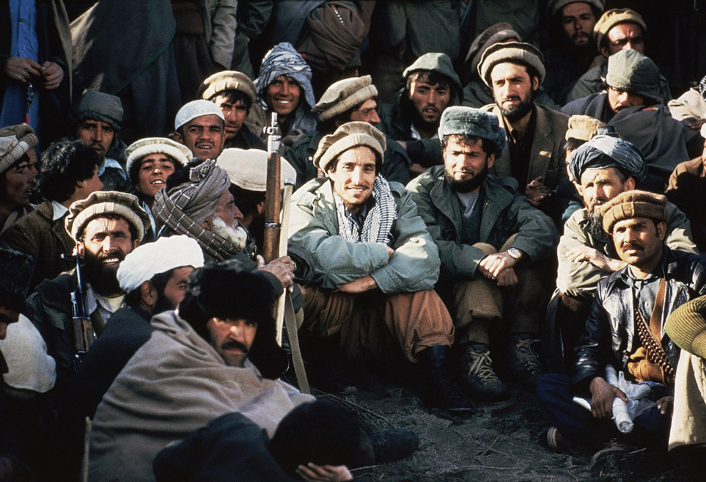 Любопытно, что согласно статистическим данным ООН о демографической ситуации в Афганистане, в период