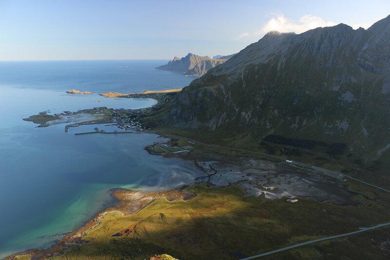Сбывшиеся мечты и кое-что в придачу… (ходилки по Senja, Vesteralen и Lofoten – август-сентябрь 2017)