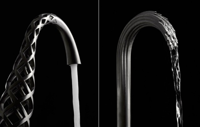Unexpected 3D-Printed Faucets (10 pics)