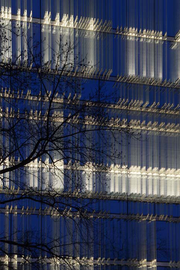The SPG Headquarters in Geneva by Giovanni Vaccarini Architetti