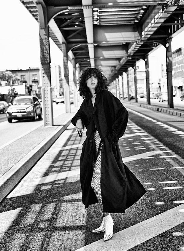 DESIGN SCENE STYLE: Ines Lopez in Underpass by Bikram Bose (10 pics)