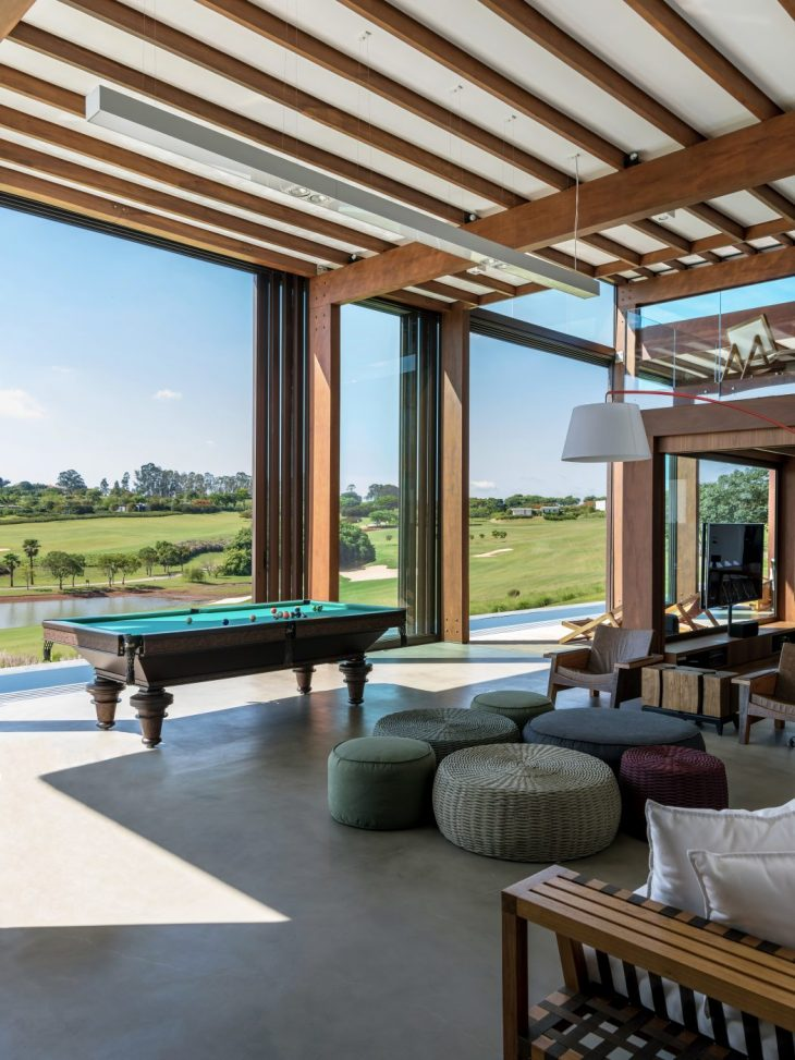 ACP House by Candida Tabet Arquitetura