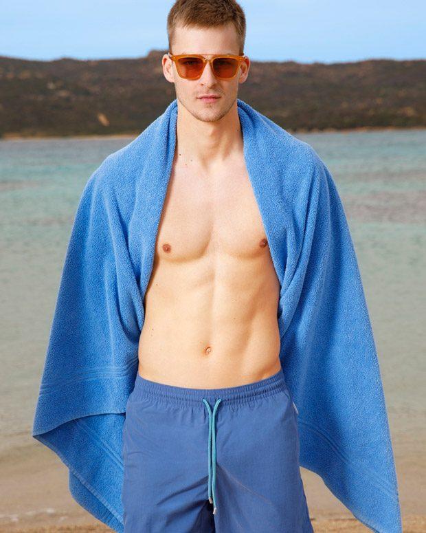 Stella McCartney Spring Summer 2018 Men's Swimwear Collection