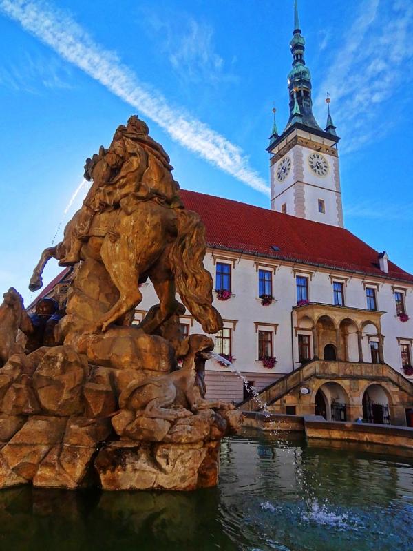 Olomouc   Ратуша.