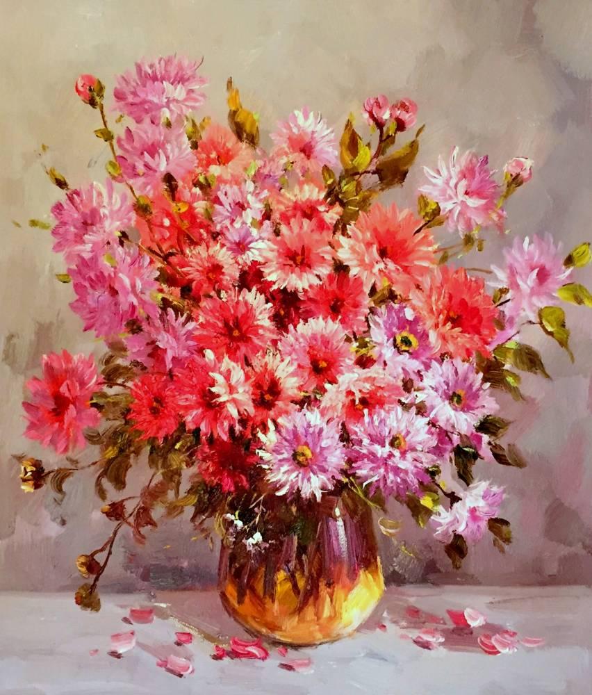 Джанильятти Антонио. Летние цветы.