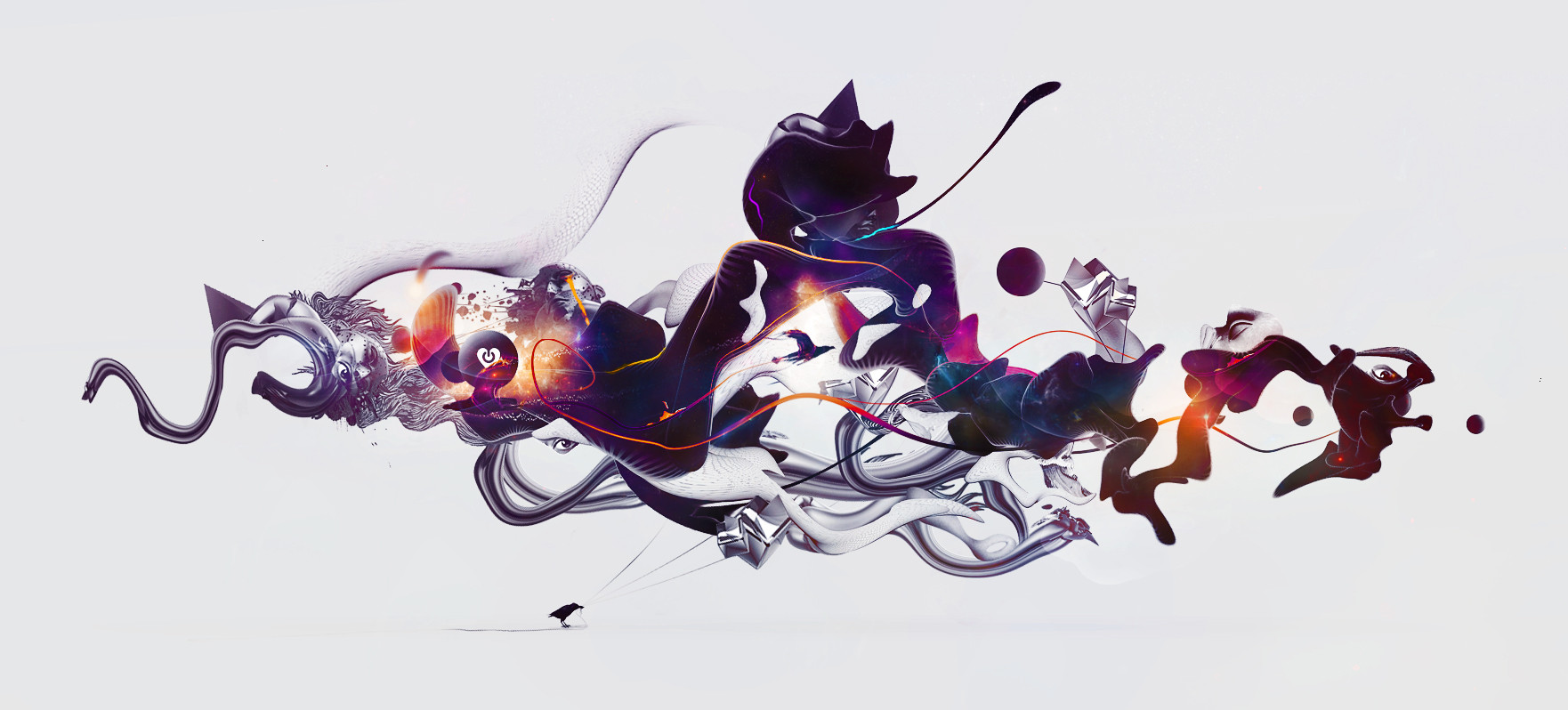 Digital Artworks - Philip Brunner