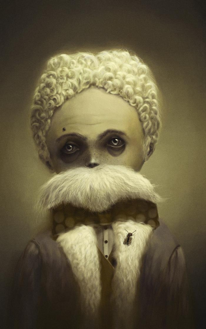Surrealistic Illustrations - Marco Piunti
