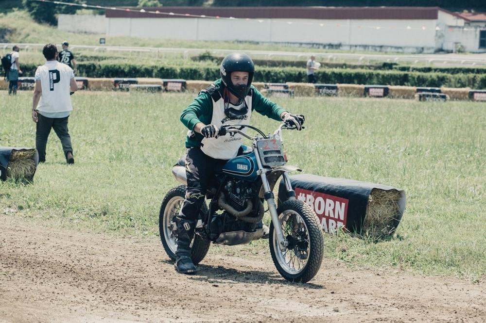 Yamaha на фестивале Wheels & Waves 2017