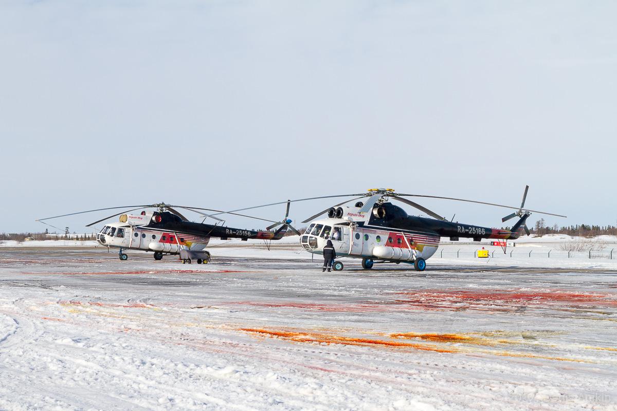 Ми-8 Нарьян-Мар фото 2