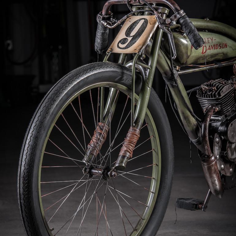 Bull Cycles: копии мотоциклов Harley-Davidson Board Tracker 1926