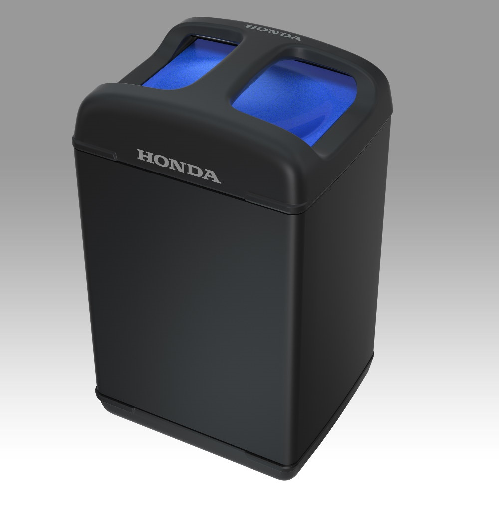 Компания Honda представила серийный блок аккумуляторов «Mobile Power»