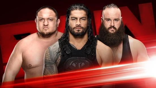Post image of WWE Monday Night RAW 31.07.2017