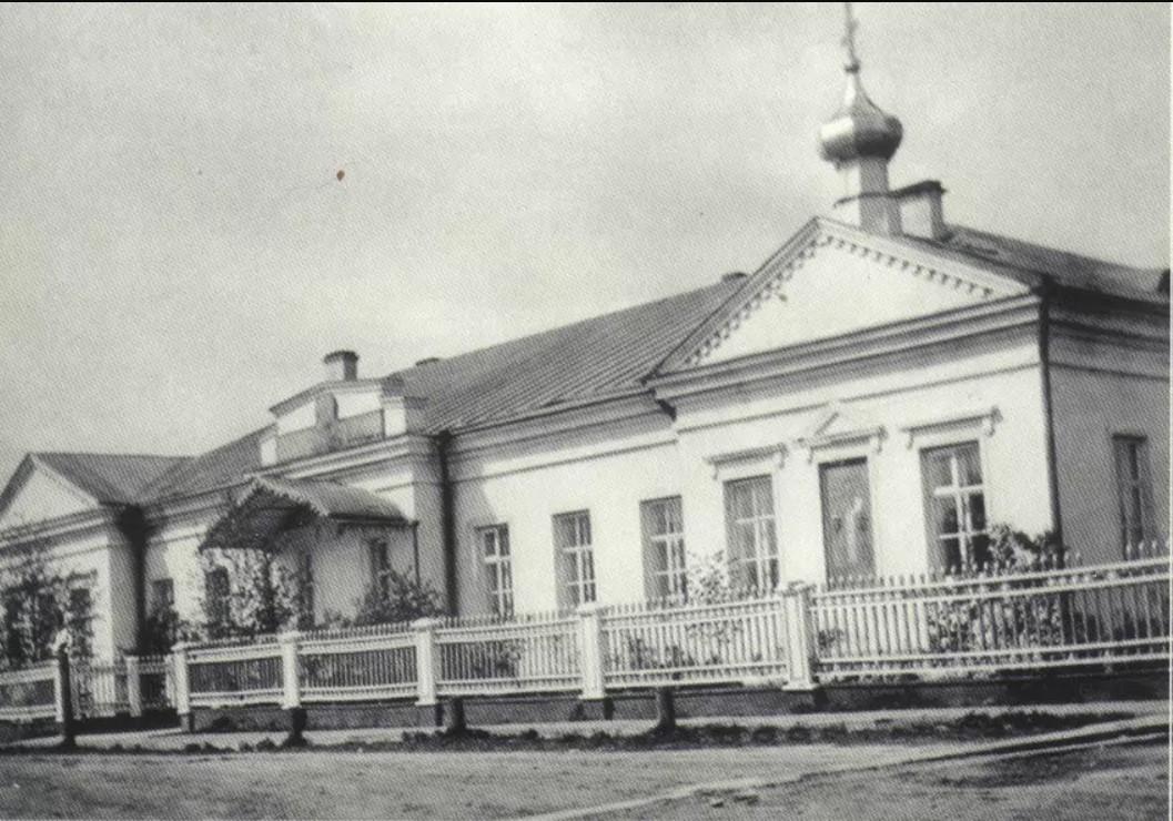 Церковь Александра Ошевенского при Духовном училище