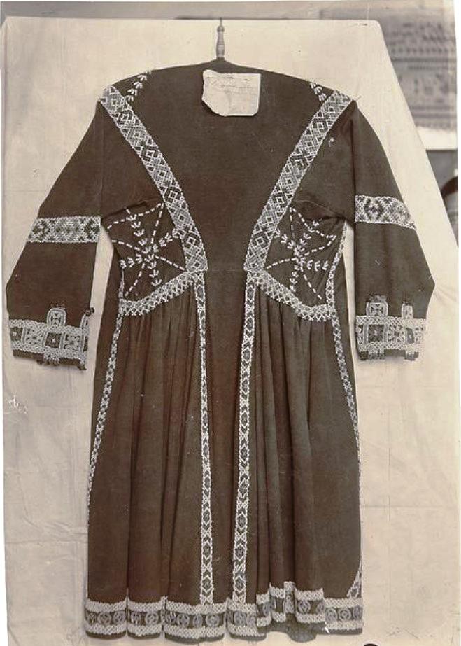 Предметы материальной культуры хантов из Тобольского музея
