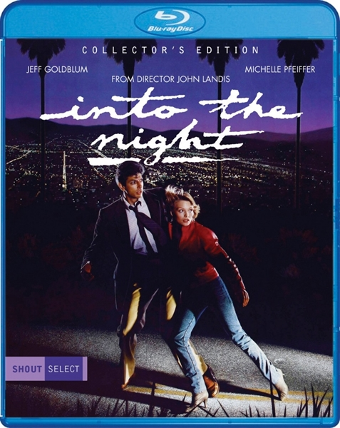 В ночи / Into the Night (1985/BDRip/HDRip)