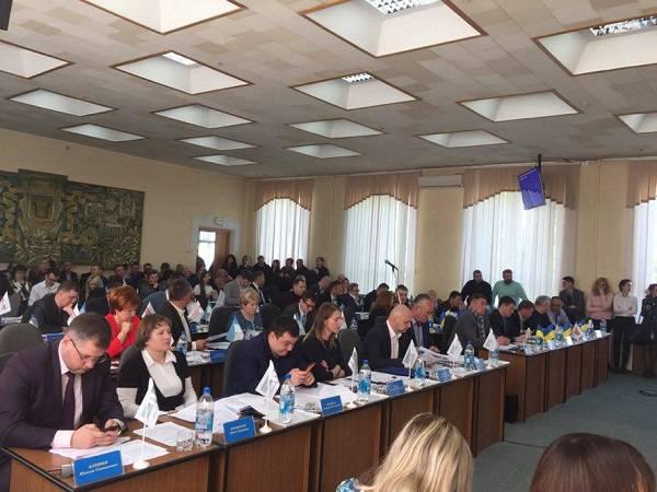 Ривненский горсовет не поддержал обращение с требованием наказать сторонников Саакашвили — РНС
