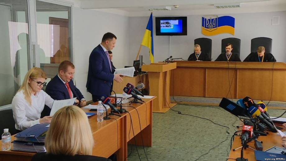 Суд возобновил рассмотрение дела о госизмене Януковича