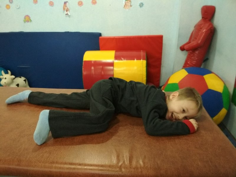 ЛФК Алчевской духовной лечебницы — благодаря помощи попечителей и волонтёров